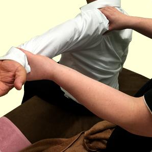腰痛セラピーイメージ1