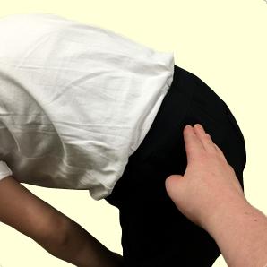 腰痛セラピーイメージ3